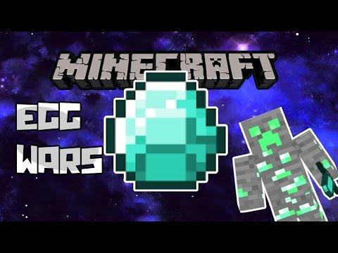 KILLING A TANK - EggWars/MoneyWars - Minecraft - [16] - (Candy Map)