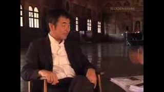 Interview With Kengo Kuma