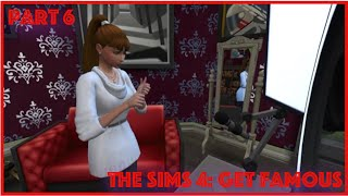 The Sims 4: Get Famous // Nominated For An Award (Part 6)