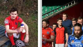 Llanelli Warriors Players video 18/19 2nd video
