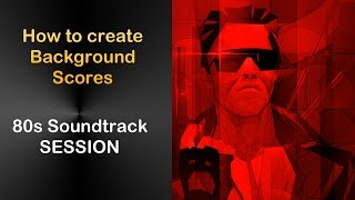 How Create Background Score (80s)  Cues - by Gaurav Dayal (Hindi)