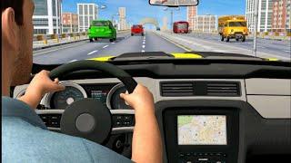 Real Highway Car Racing :New Car Racing Games 2021:Fun car driving games traffc. Android Gamex screenshot 5
