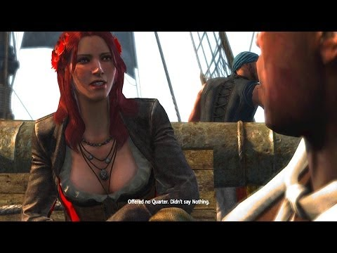 Assassin's Creed IV: Black Flag Royal Misfortune 100% Memory Sync Sequence 12 Memory 02