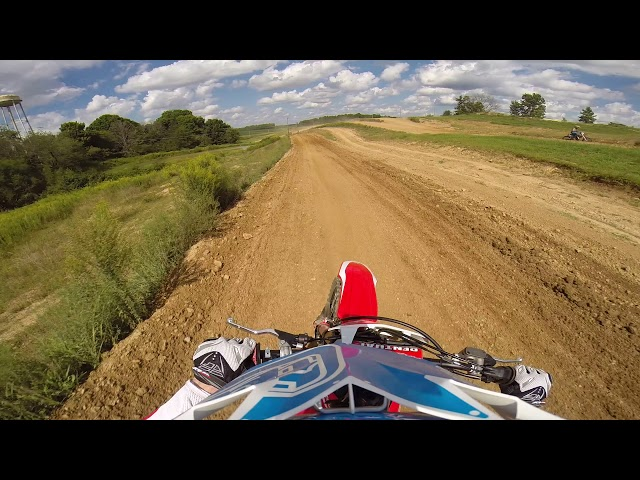 2019 CRF450R Works Edition Lap at RT62MX