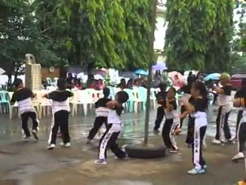 OUR LADY OF GRACE ACADEMY GRADE 2 DANCE