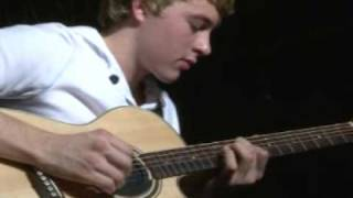 Joe Robinson - Theme For Young Lovers - fingerstyle