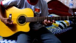 Ngôi Nhà Hoa Hồng - Guitar solo Trần Trọng Giáp