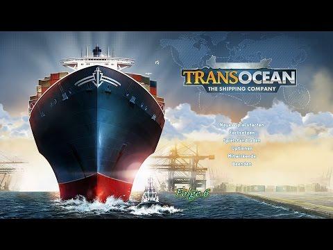 Trans Ocean - The Shipping Company - Erster Firmen Auftrag  #006