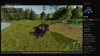 Grizzly mountain no cheat challenge ,LOADER ISSUES ! , ep: 20  Farming Simulator 19, PS4