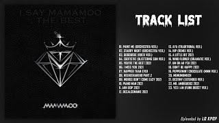 \x5bFull Album\x5d MAMAMOO (마마무) - I SAY MAMAMOO : THE BEST