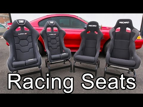 Thumbnail: Racing Seats: How to Pick Out the Best Seats for your Car