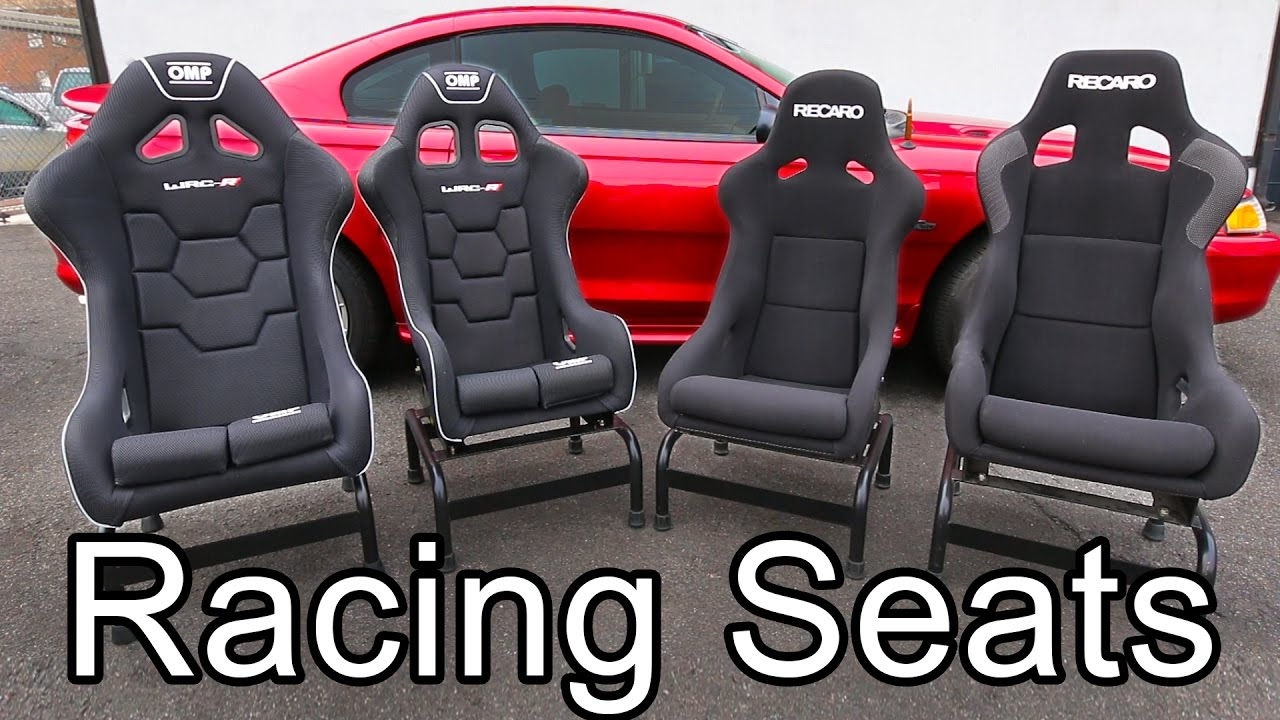 racing seats how to pick out the best seats for your car youtube. Black Bedroom Furniture Sets. Home Design Ideas