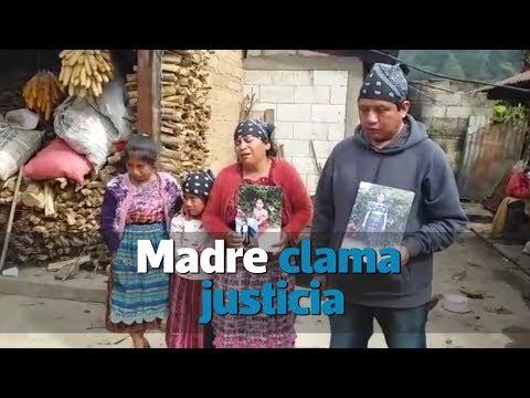 Madre de guatemalteca asesinada en Texas clama por justicia | Prensa Libre