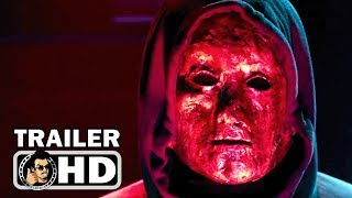 HELL FEST Red Band Trailer (2018) Horror Movie