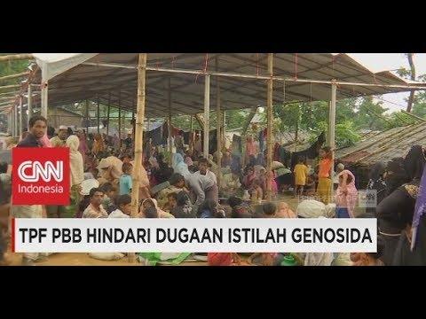 TPF PBB Cari Akses ke Myanmar, Krisis Rohingya