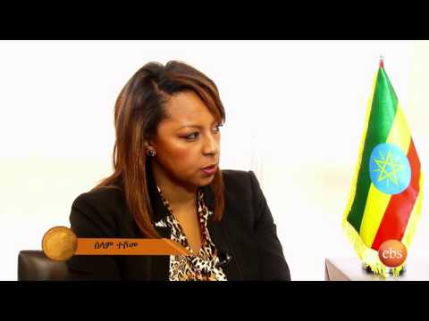 Interview  With Ambassador Girma Biru - Investors Cafe -  Part 01 | TV Show