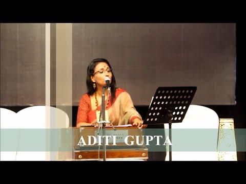 Ami Bhoy Korbo Na Bhoy Korbo Na | Aditi Gupta | Rabindra Sangeet | Video: Barun Dey |