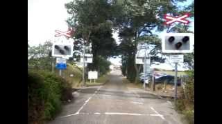 Level Crossings in the UK - 2009