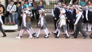 гимназия 2 тосно парад