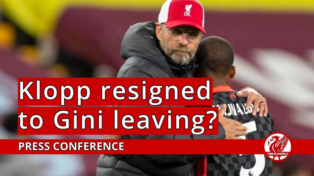 Download Klopp appears to accept that Wijnaldum will leave LFC