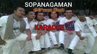 KARAOKE SOPANAGAMAN || GO'RAME BAND