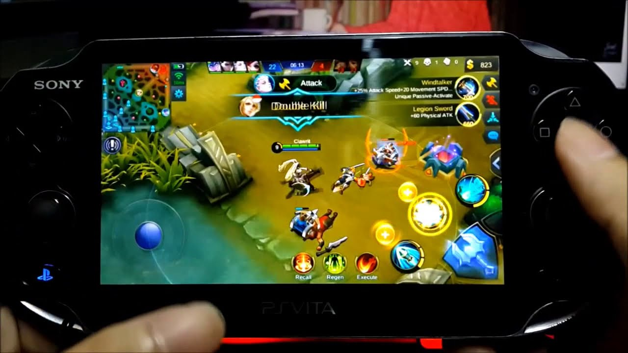 Main Mobile Legends Bang Bang Anti Mainstream Gameplay (WASD+PS
