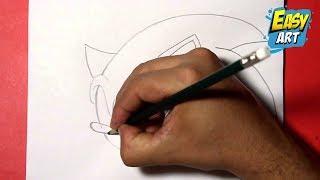 SONIC / how to draw sonic / como dibujar a sonic(RECUERDA SUSCRIBIRTE GRATIS : http://goo.gl/IghKwX How to draw Sonic / Como dibujar a Sonic En este vídeo aprenderás algunas técnicas..., 2014-08-06T23:44:18.000Z)