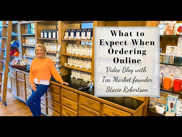 What to Expect When Ordering Online