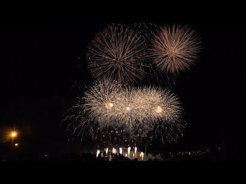 L'international des Feux Loto-Québec (Pologne) 2017 - 4K