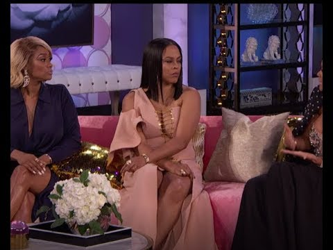 Basketball Wives LA Season 6 Reunion #BBWLA