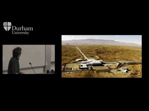 Opening of Durham University's Ogden Centre for Fundamental Physics – Professor Mark Hannam