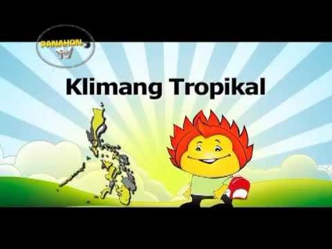 Napapanahong Kaalaman Types Of Climate
