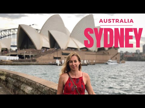 Australia - Things To Do In SYDNEY! (1080p HD) | Magda T