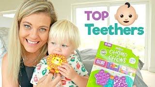 CHOMP 'n CHEWS ☝️ Finger Teethers