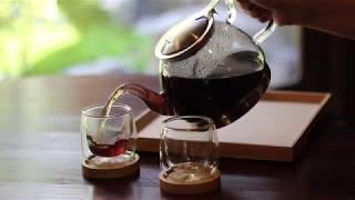 専門店スタッフ直伝 黒豆茶のおいしい淹れ方
