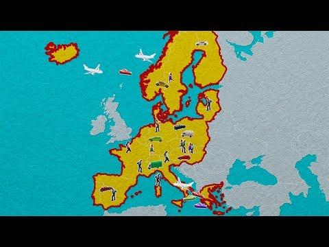 Strengthening security in the Schengen area