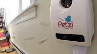 Stella's Petzi Treat Cam!