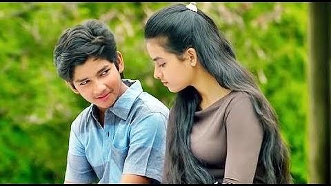 Kya Ye Mera Pehla Pehla Pyar Hai | School Love Story | Main Thehra Raha Zameen Chalne Lagi |Hit Song