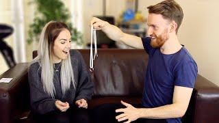 Showing my girlfriend magic! | Steven Bridges
