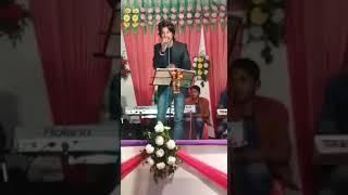 Mujhe ishq hai tujhi se..by Singer Brijesh Singh