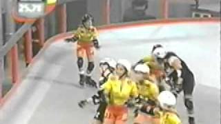RollerJam Game 6 Part 4: Florida Sundogs Vs New York Enforcers