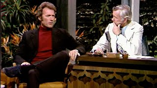 Clint Eastwood Appearance on The Tonight Show Starring Johnny Carson - 04/03/1973 - Pt. 01