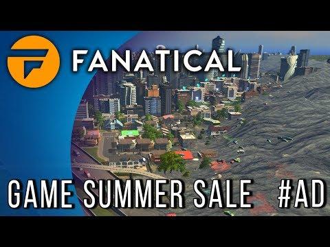 Fanatical Summer Sale #AD