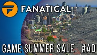 Fanatical Summer Sale #AD