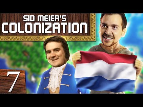 Sid Meier's Colonization #7 - New Nassau
