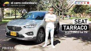 SEAT Tarraco, a prueba: Tan sobria como familiar y eficiente