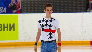 Артем Ковалев Произвольная программа Мужчины Кубок России по фигурному катанию 2020 21
