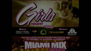 Miami Mix Lounge - Girls Night Out Fridays