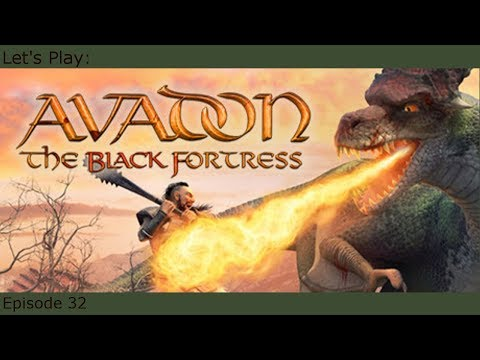 The Crypt of the Keepers -Ep 32 Let's Play: Avadon: The Black Fortress (Blind)