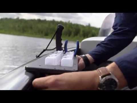 TRACKER Boats: 2015 Targa V-18 WT And Combo Deep V Fishing Boats